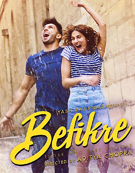 Befikre Movie Review and Ratings