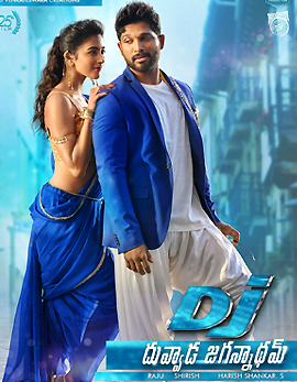 DJ - Duvvada Jagannadham Telugu Movie Review, Rating, Story