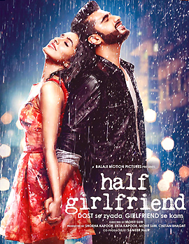 Half Girlfriend Movie Review, Rating, Story, Cast & Crew