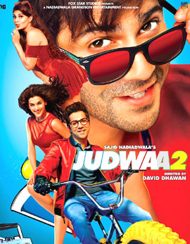 Judwaa 2 Movie Review, Rating, Story, Cast & Crew