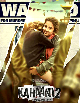 Kahaani 2 Movie Review and Ratings