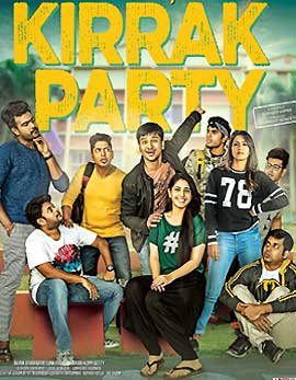 Kirrak Party Movie Review, Rating, Story, Cast & Crew