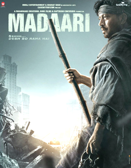 Madaari Movie Review and Ratings