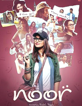 Sonakshi Sinha Noor Hindi Movie Review, Rating, Story, Cast & Crew