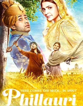 Phillauri Movie Review and Ratings