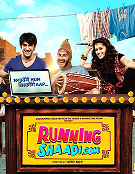 Running Shaadi.com Movie Review and Ratings