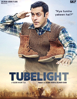 Salman Khan Tubelight Movie Review, Rating, Story & Crew