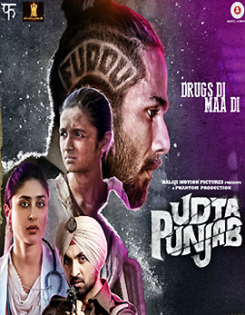 Udta Punjab Movie Review and Ratings