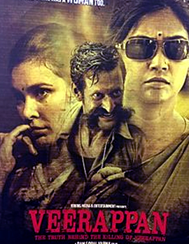 Veerappan Movie Review and Ratings