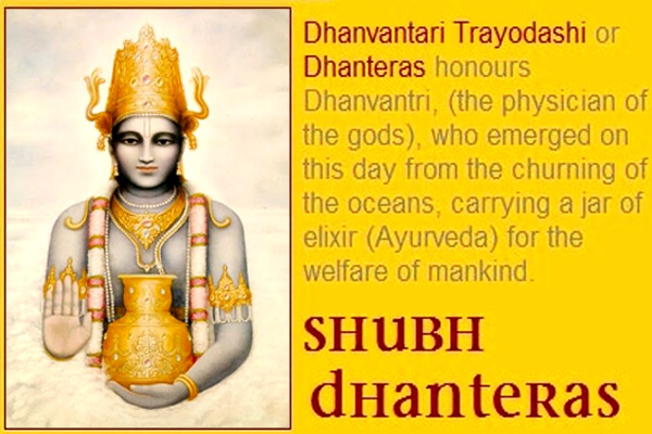 Dhanteras Date And Significance