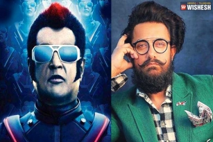 2.0 To Clash With Aamir's Thugs Of Hindostan?