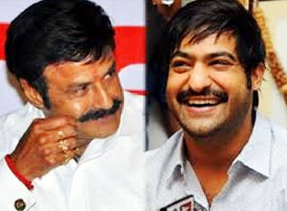 Balakrishna rules out differences with NTR