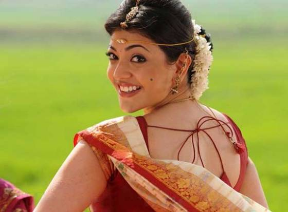 Kajal Agarrwal eyes on Tamil Industry as well...