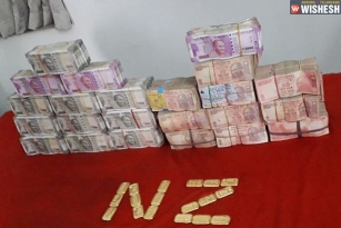 Rs 3 Cr Seized And 8 Arrested Ahead Of Telangana Polls