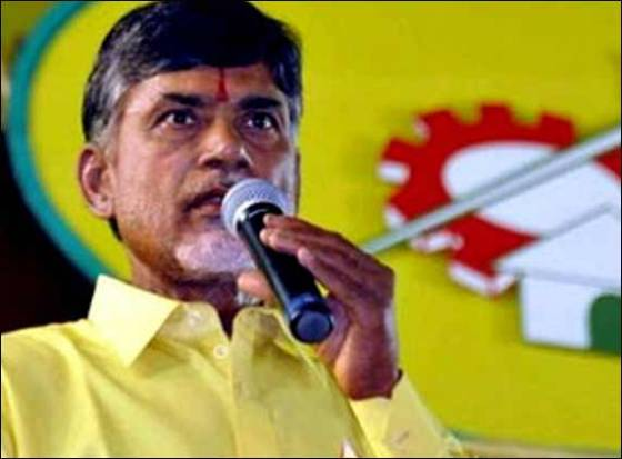 Chandrababu Naidu all set to woo voters