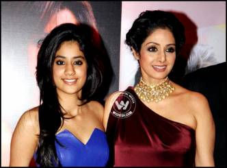 Sri Devi's daughter is locked in the Kapoor castle