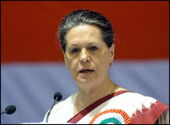 Sonia shifts her focus to AP politics?