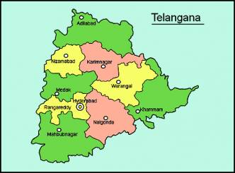 Telangana Bill may get approval in Parliament