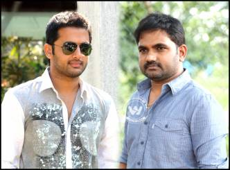 Nitin holds Maruthi's project