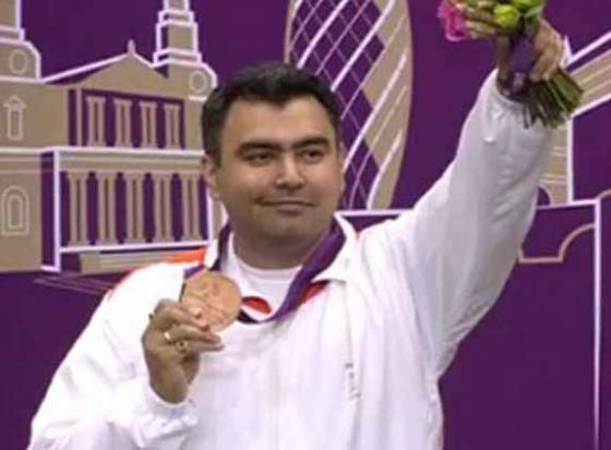 First medal in London Olympics for India