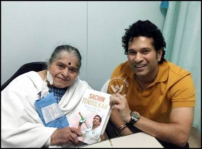 Sachin launches 'Playing It My Way'