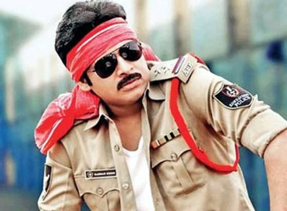 Pawan casts his mystique spell with Gabbar Singh