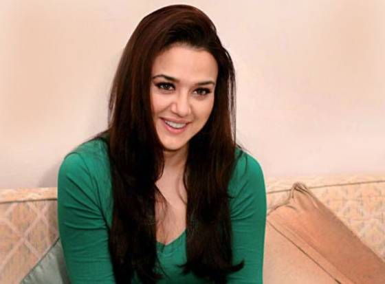 Hats off to actors who work with newcomers: Preity Zinta