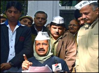 AAP to contest against corrupt ministers