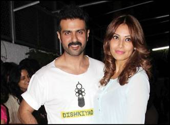 Bipasha, Harman issue statement