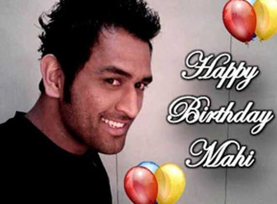 MSD turns 31 today, Happy Birthday Dhoni