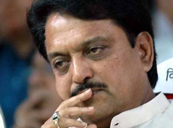 Maha leader Vilasrao Deshmukh