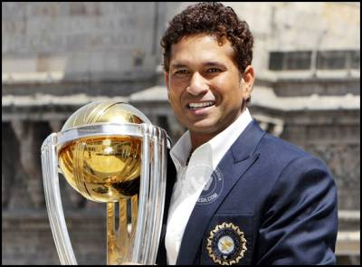 Sachin named as Brand Ambassador