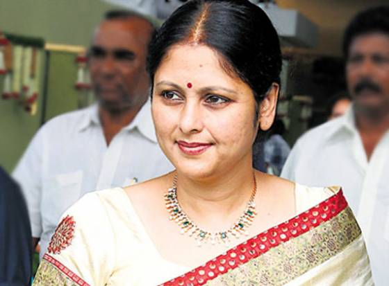 Jayasudha supports agitators?