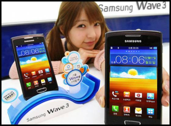 Samsung launches 2 new smart phones