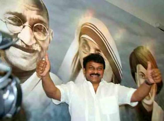 From Megastar to political Chanukya...saga continues