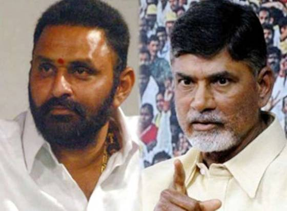 Babu expresses his anguish against Kodali Nani