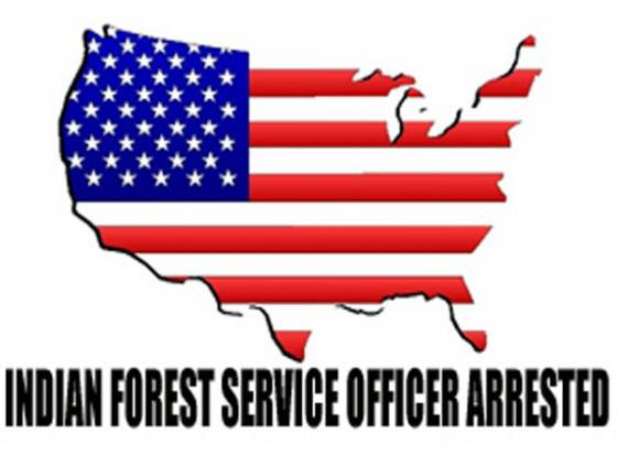 Flash: IFoS office arrested in US