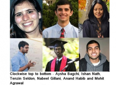 Six Indian Americans named 2012 Rhodes scholars
