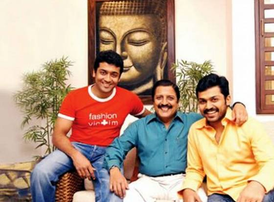 Bro&#039; Karthik dubs for Surya &#039;Brothers&#039;