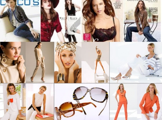 Advantages Of Shopping - Womens Fashion Catalogs