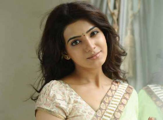 Samantha back on shoot