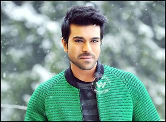 Charan in a love story flick?