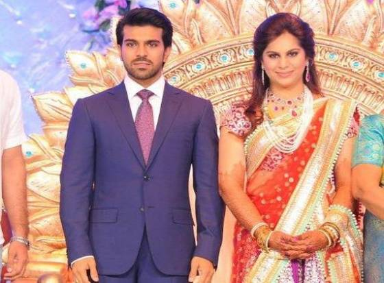 Who is the luckiest Ram Charan or Upasana!