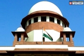 Supreme Court, Election Commission, sc asks ec to decide claim over aiadmk poll symbol by nov 10, Supreme court