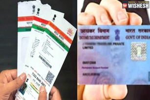Govt Makes Aadhar Mandatory To Link It With PAN