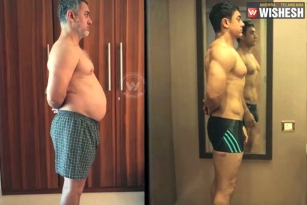 """People Close to me were Worried About my Health""- Aamir Khan"