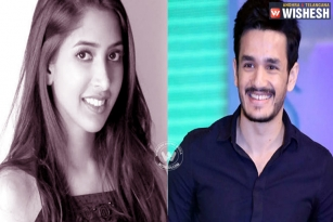Akhil is No More Single!
