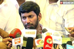 Actor Vishal's Membership Suspended from TNPC