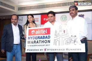 Seventh Edition Of Airtel Hyderabad Marathon To Be Held On August 20?