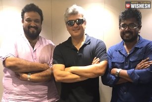 Director Siva Wraps Up The Shoot Of Ajith Kumar Starrer Vivegam